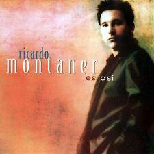 Es Asi by Ricardo Montaner (CD, Oct-1997, WEA Latina)