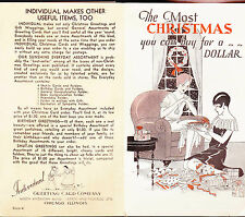 Individual Greeting Card Co Chicago brochure Most Christmas Can Buy for a Dollar