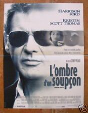 L'OMBRE D'UN SOUPCON (AFFICHE CINEMA 53X40) Harrison FORD - K SCOTT THOMAS