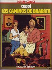 LOS CAMINOS DE BHARATA (Daniel Ceppi)