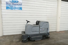 "Advance Nilfisk Hydro-Retriever 2042, 42"" Ride on Sweeper/ Scrubber, Electric"
