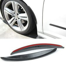 "13"" Pair Diffuser Wide Body Fender Flares For VW Wheel Wall Panel Bumper"