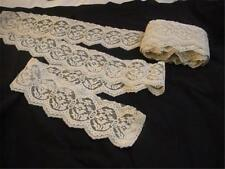 Continuous 38 ft. Vintage Lace Croscill Curtain Company Tag Beautiful Ivory