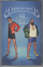 Chromeo HEAD OVER HEELS 5th Album NEW SEALED YELLOW COLORED CASSETTE TAPE