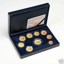 manueduc  ESTUCHE  FNMT ESPAÑA 2013  PROOF  con 9 Coins 2 Euros Conm.  ESCORIAL