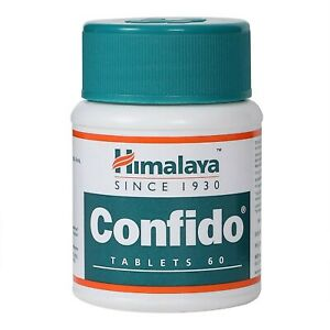 Himalaya Confido 60 Tablets for sexual wellness ( Buy 4 Get 1 Free )