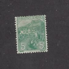 MONACO - B3 - MH - 1919 - VIEW  OF MONACO
