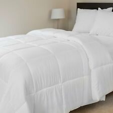 Down Comforter Bed Spread Blanket Coverlet Mattress Duvet Queen Full Bedding