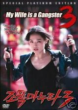 My Wife Is A Gangster 3 -Hong Kong Rare Kung Fu Martial Arts Action movie New