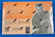 2012-13 Classic Signatures Hockey Box Factory Sealed