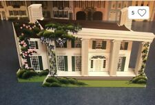 Shelia's Collectible Houses - Tara From Gone With The Wind