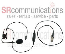 Behind the head headset Kenwood TK280 TK380 TK480 TK481 TK2140 TK3140 TK290