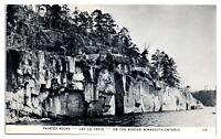 Painted Rocks, Lac La Croix, BWCA, Northern Minnesota/Ontario Postcard *5C