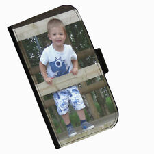 Pictorial Card Pocket Cases and Covers for Samsung Phones