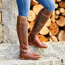 Dublin Kalmar Leather Tall Boots Riding Walking Fashion Country Boots SALE