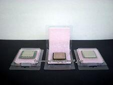Intel Procesor CPU Clamshell Case + Anti Static Foam - Lot of 10 25 40 80 250