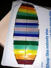 Vintage Rainbow Wind Spinner Clear Plastic