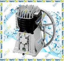 Gruppo pompante originale con collettore compressore ABAC B4900B 4 HP 3 kW BALMA