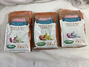 Jobe's Organics Jobe's Organics Fruit & Nut 6-lb Natural Tree Food-LOT OF 3