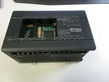 GE FANUC VersaMax Micro Controller IC200UDR020-BC 12 DC IN, 8 Relay Out module