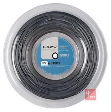 LUXILON Big Banger Alu Power 125 Tennis String 220 m Reel-Argent