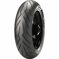 180/60ZR-17 Pirelli Diablo Rosso III Rear Tire