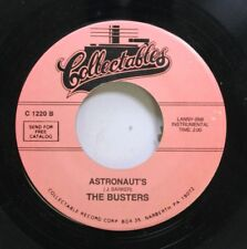 Rock 45 The Busters - Astronaut'S / Bust Out On Collectables