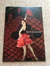 Ballet Program - Don Quixote