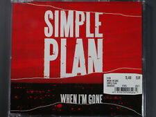 Simple Plan - When I'm Gone >Maxi CD< (2008)