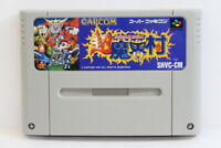 Cho Makaimura Ghost & Goblins SFC Nintendo Super Famicom SNES Japan Import I5779