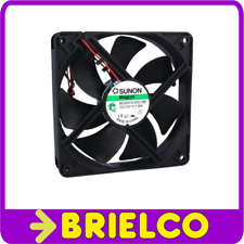 VENTILADOR TERMOPLASTICO 12VDC 1.9W 120X120X25MM 2200 ROTAC/MIN 2 CABLES BD11384