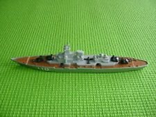 MATCHBOX SEA KINGS K 302 BATTLESHIP-CUIRASSE
