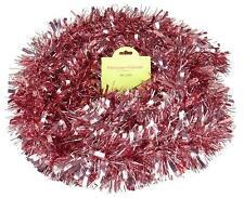 3m Christmas Tinsel - Christmas Decoration Tinsel (BLUSH PINK) (T54)