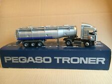 LIMITED EDITION TEKNO PEGASO TRONER TX360 INTERCOOLING TANKER NO LION CAR  TOYS