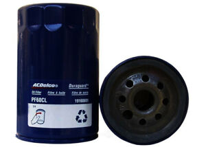 Engine Oil Filter-Classic Design ACDelco Pro PF60CL
