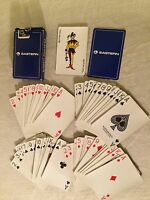 Vintage Eastern Airlines Playing Cards Deck US Playing Card Co Made in USA