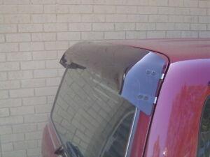 Toyota 80 Series L/cruiser (liftup door) Dust & Wind Deflector