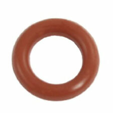 50 Pcs Red Silicone O Ring Seal Washers 10mm x 6mm x 2mm AD L2