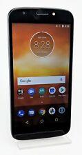 Motorola Moto E5 Play 16GB Virgin Mobile Android Black Good Shape