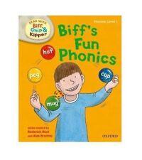 Biffs Fun Phonics Level 1 Oxford Reading Tree Read with Biff Chip & Kipper