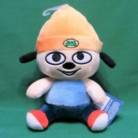 """Parappa the Rapper Stubbins Plush Figure Officially Licensed Sony 6"""" Plushie"""