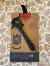New listing Cast Iron Hardware Novelty Wrench Bottle Opener Gift Man Cave Stocking Stuffer