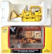 FIRST GEAR 50-3058 INTERNATIONAL HARVESTER 175 CRAWLER LOADER 1/50 SC RARE MIB