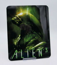 ALIEN 3 - Glossy Bluray Steelbook Magnet Magnetic Cover (NOT LENTICULAR)