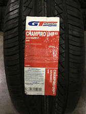 1 New 225 50 17 GT Radial Champiro UHP A/S Tire