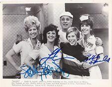ALICE CAST SIGNED PHOTO A  BETH HOWLAND POLLY HOLLIDAY LINDA LAVIN SHOWSTUFF