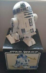 Star Wars R2D2 Ceramic Cookie Jar - Collectors Edition