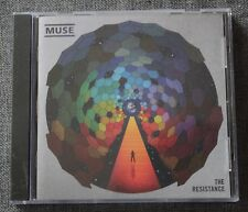 Muse, the resistance, CD