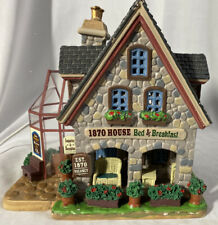 LEMAX ~ 1870 House Bed & Breakfast ~ #75269 ~ Never Displayed