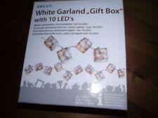 1 St. Lichterkette m. kleinen beleuchteten Geschenken Hochzeitsdeko Geschenk